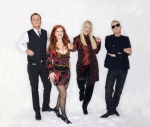 the b52s, london