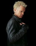 billy idol, london