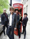 new york dolls, london