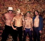 red hot chili peppers, london